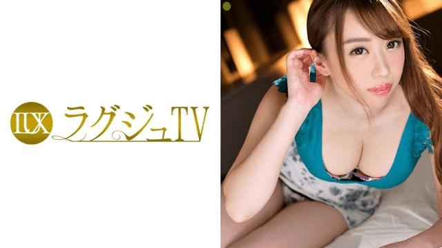 259 LUXU-883 JAV Torrent Luxury TV 878 Rie Kisaki 26 years old Nail salon management - Luxury TV