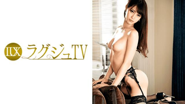Luxury TV 259LUXU-805 Nishina Jirei 25 year old I did not compensate sex with my boyfriend who is now in affair, that stimulus - Luxury TV