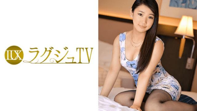 Luxury TV 259LUXU-727 Hashimoto Ran Lagu TV 715 24 years old Worked as a foreign trading company - Luxury TV