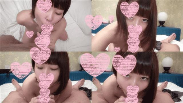 FC2 PPV 558027 I will declare! Ultra super cute first shot amateur girl ☆ 20 year old F cup big tits colorful and perfect I got precious first gonzo