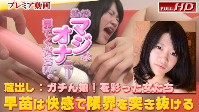 Gachinco gachip342 Sanae Online HD