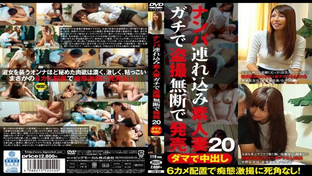 ITSR-028 The Nampa Pies In Damas And Tsurekomi Released Without Permission And Voyeur Amateur Wife Gachi 20
