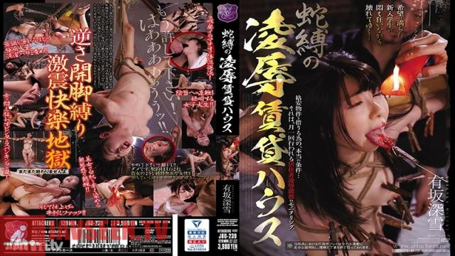 JBD-239 Studio Attackers - Bondage Torture & Rape Rental House Miyuki Arisaka