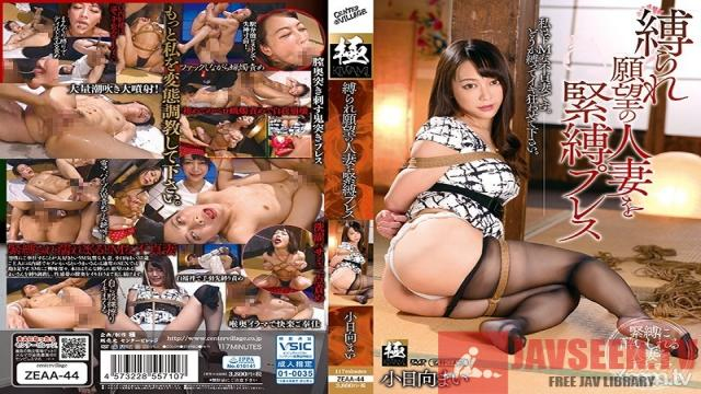 ZEAA-044 Studio Center Village - S&M Play With A Married Woman Who Wants To Be Tied Up - Mai Kohinata