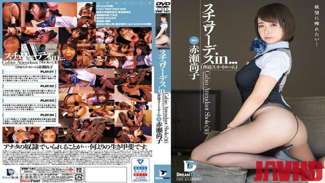 VDD-161 Studio Dream Ticket - The Stewardess In... (The Coercion Suite) Shoko Akase