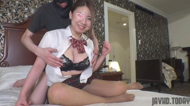 [fc2-ppv 1382731] [4K Shooting] [Resume Memorial Sale! 2700 pt ? 1620 pt] Natural G cup daddy active JD 19 ? Seed erotic BODY with lewd cock! J ? Large amount of vaginal cum shot with 3P continuous piston in uniform x black tights! ! 5 with benefits