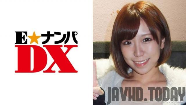 E? Nampa DX [285ENDX-284] Shizuku's 20-year-old college student F cup [Gachi amateur]