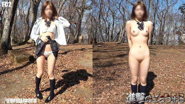 [fc2-ppv 1311141] [Individual shooting 10] Prefectural K ? Active model shaved ? Cum shot in outdoor exposure!!